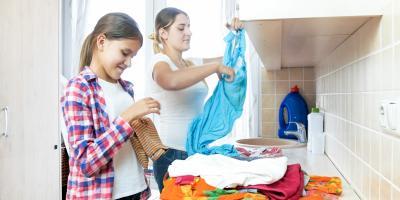 How to Sort Your Laundry, Atlanta, Georgia
