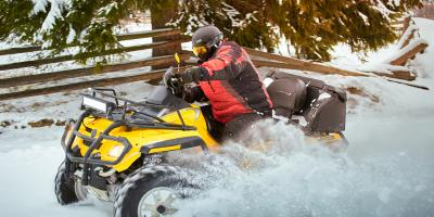 A Guide To Preparing Your ATV for Storage & Winter Use, ,