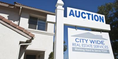 3 Advantages of Selling Real Estate or Personal Property at Auction , Covington, Virginia