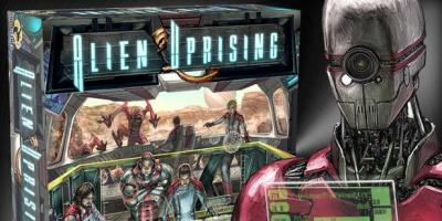 """Attention Cooperative Board Game Fans: """"Alien Uprising"""" Expansion Pack Is Now Available, South Aurora, Colorado"""
