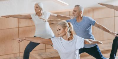 3 Ways Older Adults Can Benefit from Yoga, Northwest Travis, Texas