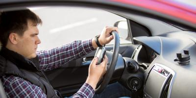 Why Texting While Driving Is So Dangerous, Dothan, Alabama