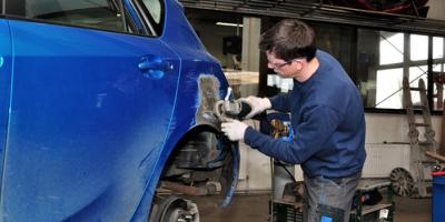 After an Accident: 5 Signs a Vehicle May Need Collision Repairs, Waynesboro, Virginia