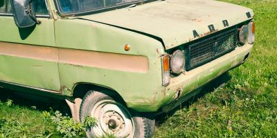 How Can Rust Damage a Car?, East Rochester, New York