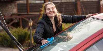 5 Windshield Cleaning Tips Every Driver Should Know, Anchorage, Alaska