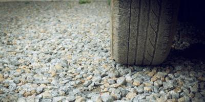 4 Ways Driving on Gravel Harms Your Car, Lincoln, Nebraska