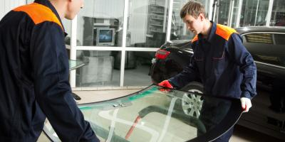 Who Pays for Auto Glass Repairs When a Commercial Business Vehicle Kicks Up Debris?, Hilton, New York