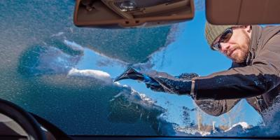 4 Easy Ways to Remove Ice From Your Windshield, Rochester, New York