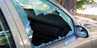 How to Break Auto Glass in an Emergency, Rochester, New York