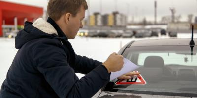 5 Ways to Remove a Sticker From Your Car Window, Rochester, New York