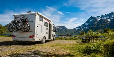 3 Safety Tips for Driving an RV, Fairfield, Ohio