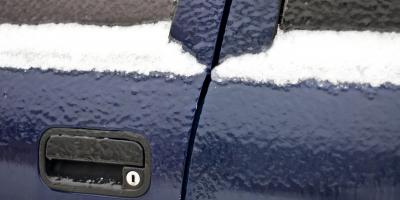 How to Handle Frozen Car Locks, Winston-Salem, North Carolina