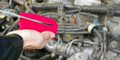 5 Common Auto Maintenance Services, Kannapolis, North Carolina