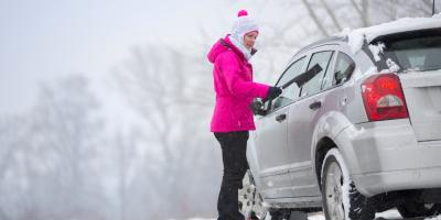 4 Tips to Prepare Your Car for Winter, Kannapolis, North Carolina