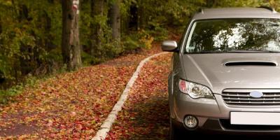 4 Auto Maintenance Tips to Prepare Your Car for Fall, Lincoln, Nebraska