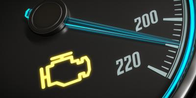 Auto Repair Experts Explain Why the Check Engine Symbol Lights Up, Amber-Cheney South, Washington