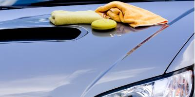 3 Tips for Protecting Your Car's Paint, St. Marys, Pennsylvania
