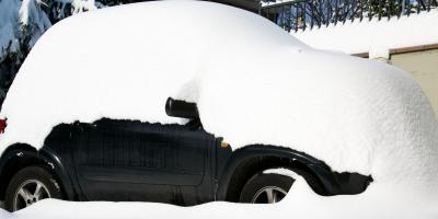 3 Tips for Protecting a Car's Exterior From Winter's Wrath, Tipp City, Ohio