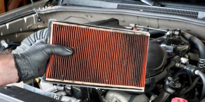 When Should You Replace Your Oil & Air Filters?, Russellville, Arkansas