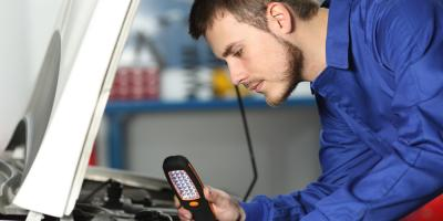 3 Possible Reasons Your Check Engine Light Is On, Thomasville, North Carolina