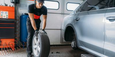 3 Reasons to Rotate Your Tires, New Athens, Illinois