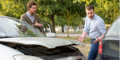 3 Ways a Fender Bender Can Cause Big Problems , Cincinnati, Ohio