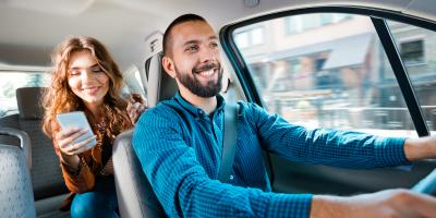 What Auto Insurance Do Rideshare Drivers Need?, Mount Healthy, Ohio