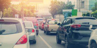 4 Tips for Navigating Stop-and-Go Traffic, Stafford, Texas