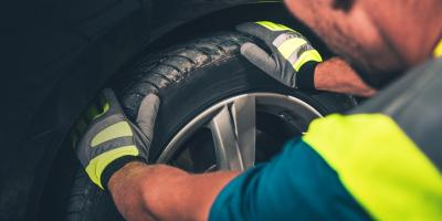 How Often Do Tires Need to Be Rotated?, Columbia, Missouri