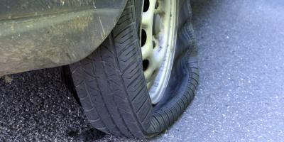 3 Common Causes of Tire Blowouts, Greensboro, North Carolina