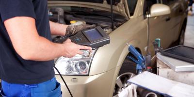 How Do Computer Diagnostics Aid Auto Repair Technicians?, Anchorage, Alaska