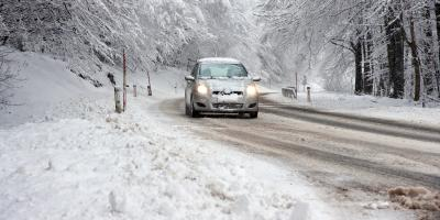 Tips for Safe Winter Driving, Meriden, Connecticut