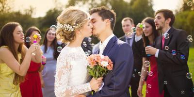 5 Ways to Turn a Big Wedding Into an Intimate Affair, Sugar Creek, Illinois