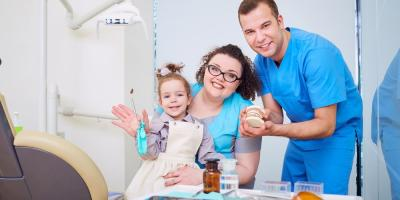 What to Expect on Your Child's First Trip to the Dentist, Avon, Ohio