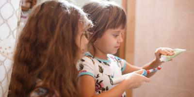 How to Use Fluoride Toothpaste with Children, Avon, Ohio