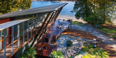 4 Benefits of Lakehouse Awnings, Asheboro, North Carolina