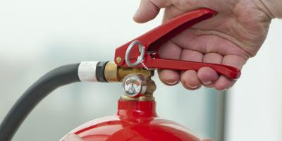 Reasons Why a Fire Extinguisher Recharge Is Necessary for All Business Owners, Anchorage, Alaska