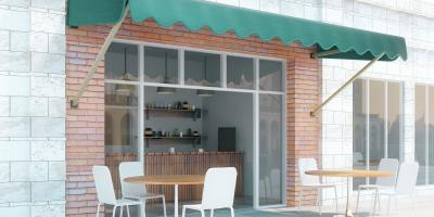 How to Design the Perfect Awning for Your Business, Asheboro, North Carolina