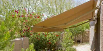 How to Care for a Retractable Awning, Asheboro, North Carolina
