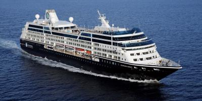 $500 Onboard Credit + Half off 2nd Guest on Azamara Cruises, Houston, Texas