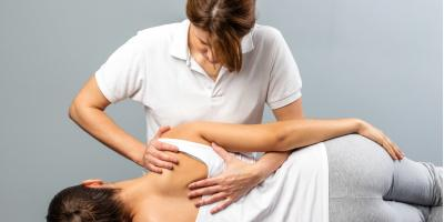 How to Keep Your Purse from Hurting Your Spine, Archdale, North Carolina