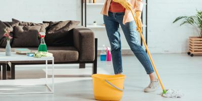 4 Tips to Prevent Back Pain During Spring Cleaning, Elyria, Ohio