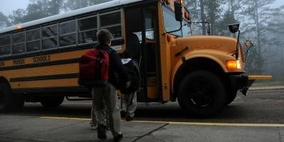 16 Safety Tips for a Safer Bus Ride, New Vienna, Iowa