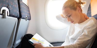 The Do's & Don'ts of Avoiding Back Pain on Long Flights, Concord, North Carolina