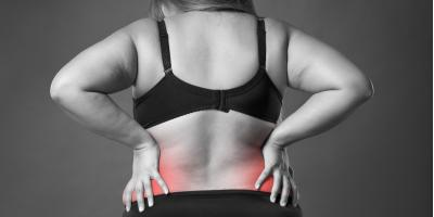 What to Know About Back Pain & Obesity, Cape Girardeau, Missouri