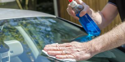 3 Auto Glass Cleaning Gaffes to Avoid, Anchorage, Alaska
