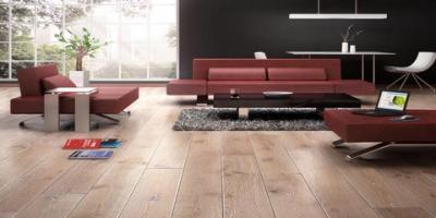 Baila Floors: Wood Floors That'll Floor You—And Everyone Else Who Walks on Them, San Jose, California