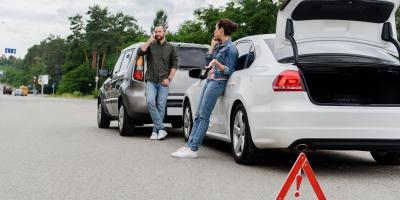 3 Steps to Take Following a Car Accident , Carlsbad, New Mexico
