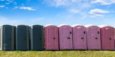 How Many Portable Toilets Do You Need for an Event?, Robertsdale, Alabama