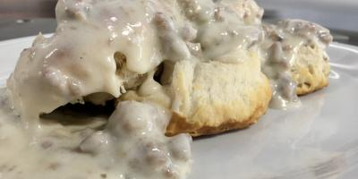 How Biscuits & Gravy Became a Popular Combination, Dayton, Ohio